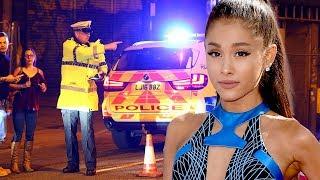 Ataque Terrorista en Concierto de Ariana Grande, Estrellas Responden