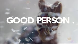 Good Person.