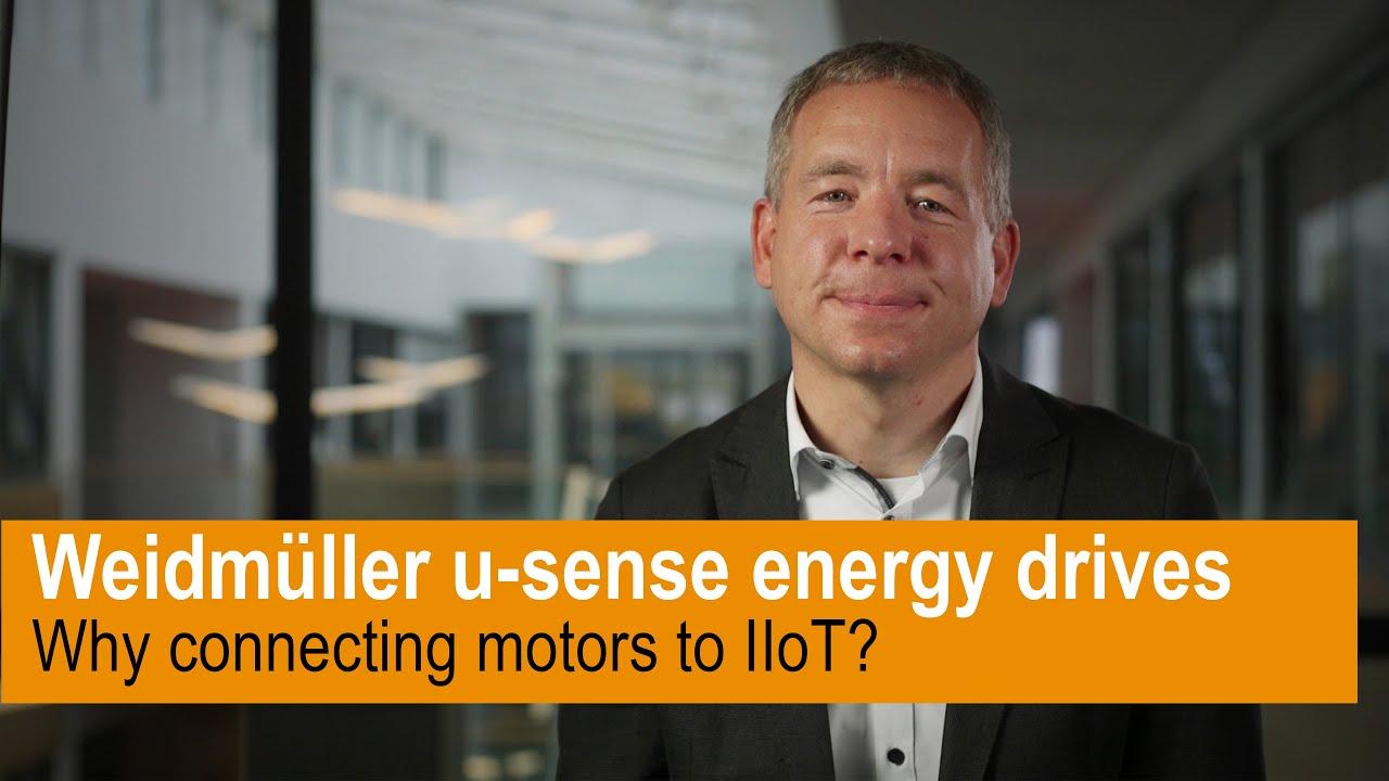 Warum brauchen Ihre E-Motoren eine Verbindung zum IIoT?