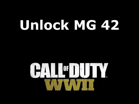 How to Unlock MP-40 Call of Duty: WW2 | auluftwaffles com