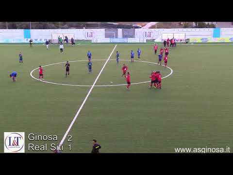 Preview video GINOSA-REAL SITI 2-1 Gli highlights