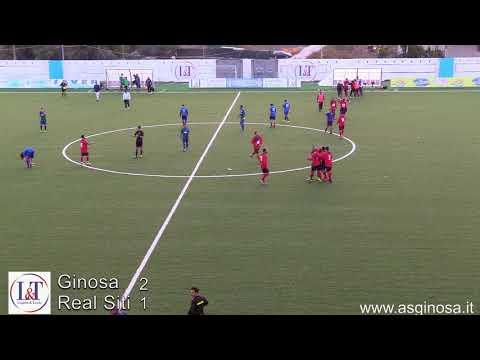 immagine di anteprima del video: GINOSA-REAL SITI 2-1 Gli highlights