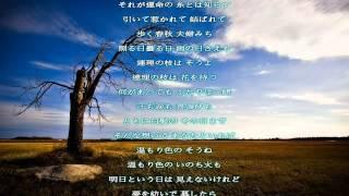 連理の枝/瀬川瑛子/歌詞付きRelaxingMusic