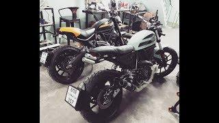 Ducati Scrambler Sixty2 Exhaust मफत ऑनलइन