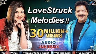 Udit Narayan & Alka Yagnik - LoveStruck Melodies | Hindi Songs | 90