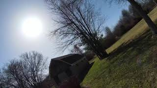 This is what my little FPV drone can do when somebody has a little more experience…!