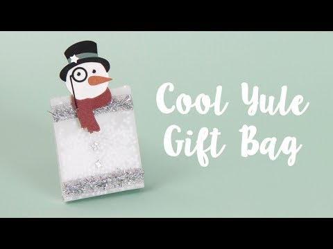 How to Make a Cool Yule Gift Bag!