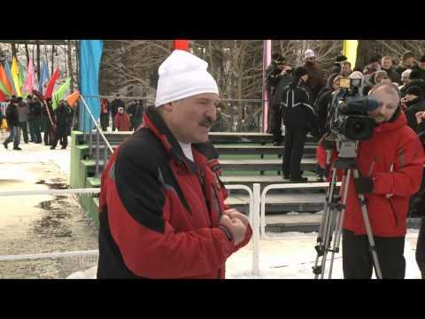 Лукашенко о выборах в России