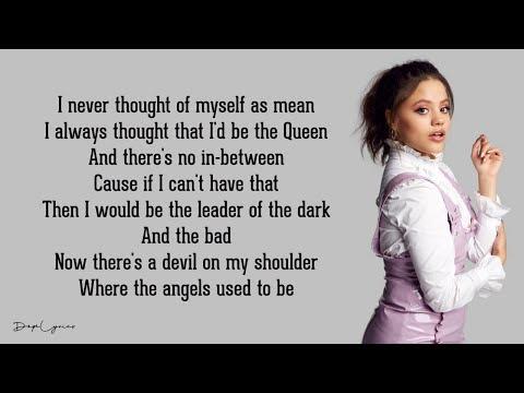 Sarah Jeffery - Queen of Mean (Lyrics) |