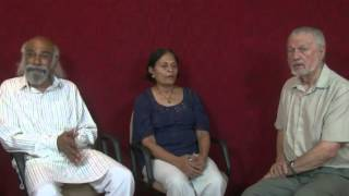 Interview with Ramesh and Nila from The Sri Aurobindo Centre, London