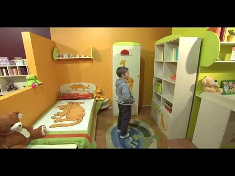 Детская комната - как выбрать мебель для детской? советы от MEBEL-baby