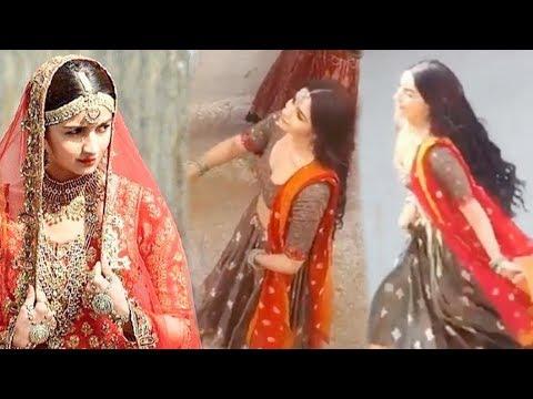 LEAKED VIDEO Alia Bhatt FIRST SONG Shoot From KALA