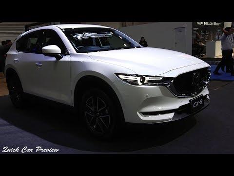 Quick Preview : 2018 Mazda CX-5 2.0 SP Skyactiv-G
