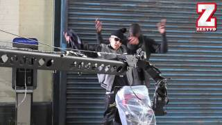 Ultra ft Fearless and Dappy - Addicted to Love Behind the scenes