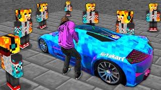 Kradu AUTA YOUTUBERA SirYakari v GTA 5!