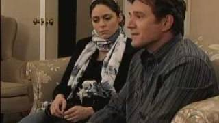 Guiding Light 4-14-09 Father Ray Interviews Frank & Natalia While Olivia Confides In Buzz