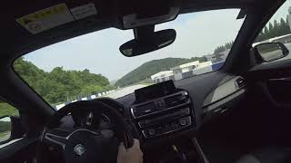 BMW M2 drift? powerslide?? practice