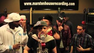 "Marsten House ""CORFU Cypher"" Ft. Biz Mighty, Voss, Rich Quick, Tray Digga, OHM, Jawnzap 7, Skrewtape"