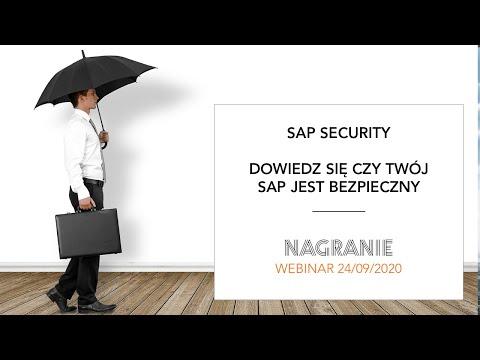 SAP Security – czy mój SAP jest bezpieczny?