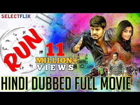 Run - Hindi Dubbed Full Movie | Sundeep Kishan.Anisha Ambrose, Bobby Simha