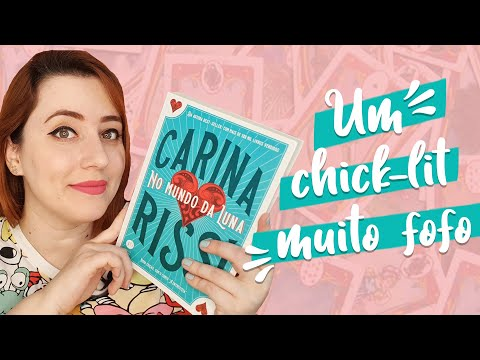 [RESENHA] NO MUNDO DA LUNA | Ju Barcellos