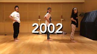 """ 2002 "" Anne Marie  Choreography By Takuya Beginner"