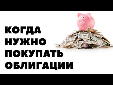 3 СИТУАЦИИ, КОГДА ВАМ НУЖНО ПОКУПАТЬ ОБЛИГАЦИИ. Покупка облигаций для инвестора.