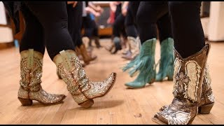 Shoot Me Straight Line Dance   Brothers Osborne (Featuring Boot Girls)
