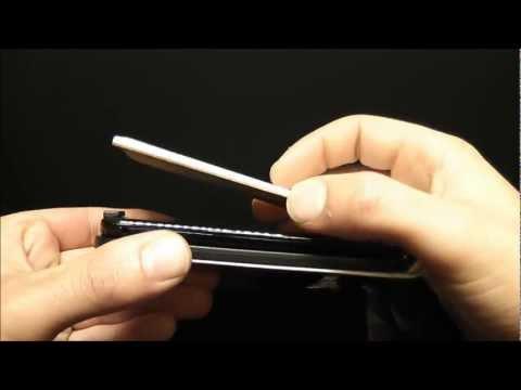 edIe Samsung Galaxy S Plus 9001 Tasche Case Etui von mobilefox