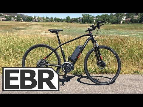 Trek Dual Sport+ Video Review – $3k Lightweight Trail Commuter Electric Bike