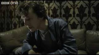 "Martin Freeman ""Qui est Sherlock Holmes ?"" (en anglais)"