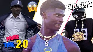 The EPIC FINALE To Shedeur & Deion Sanders' Reality Show! Full THIRD SEASON Of Primetime 2.0!