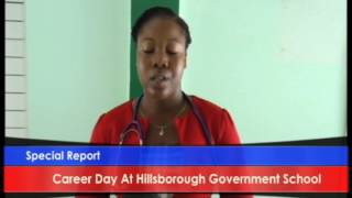 Hillsborough Government Career Day....Special Report