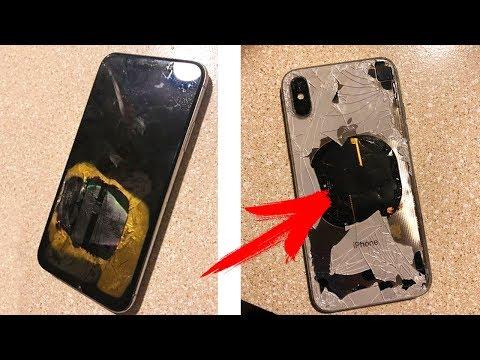 ОБНОВИЛ iOS - ВЗОРВАЛСЯ iPhone