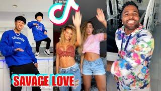 Jason Derulo Savage Love TIKTOK COMPILATION