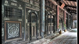Cận cảnh nhà cổ hàng trăm năm tuổi của tri huyện giàu có ở Bến Tre