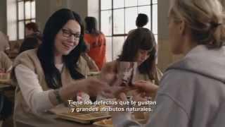 Orange Is The New Black - Season 3 3x06 Piper & Alex Scenes #3 (VOSTES)