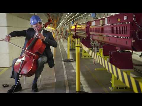 Playing Music in the Large Hadron Collider