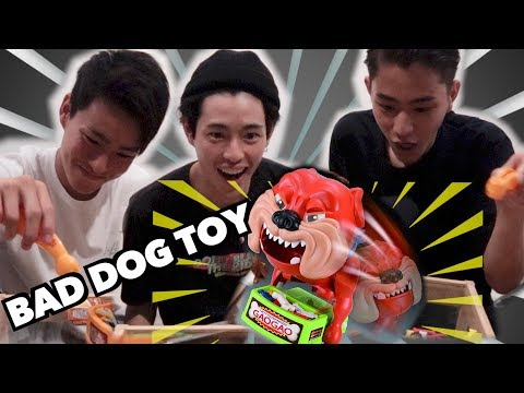CAUTION VICIOUS DOG VS JAPANESE BROTHERS!【Beware of the Dog】