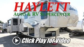 HaylettRV.com - 2017 Jayco Eagle 355MBQS Middle Bunkhouse Fifth Wheel RV