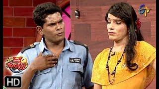 Chammak Chandra Performance | Extra Jabardasth | 3rd May 2019    | ETV Telugu