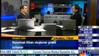 SALİM KADIBEŞEGİL İTİBAR YÖNETİMİ CNBC-E (2006)