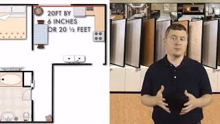 How to Calculate Square Footage of a Room