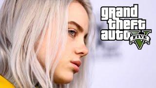 GTA V    Billie Eilish Female Character Creation PlayStation 4