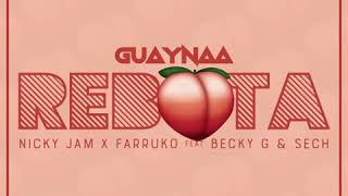 Rebota Remix - Guaynaa feat. Nicky Jam, Farruko, Becky G y Sech (Video)