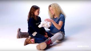 BBC America - Teaser Kira et Helena
