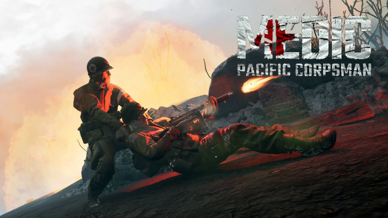 Трейлер игры Medic: Pacific Corpsman