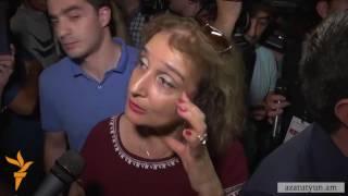НОВОСТИ  Армения    Լալա Մնացականյան