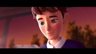 Zedd, Elley Duhé   Happy Now  Cartoon Music Video