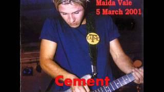 Feeder - Cement (Live Maida Vale 2001)